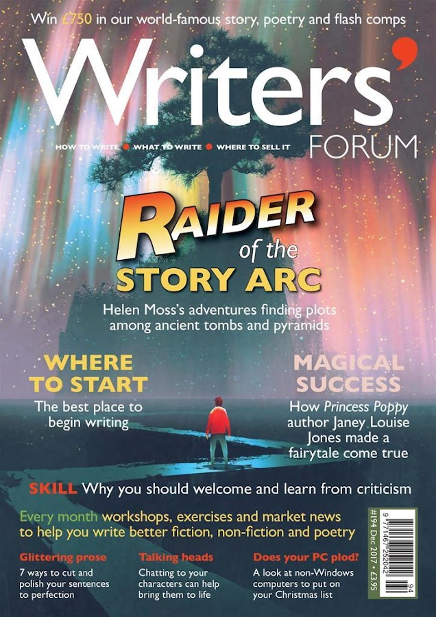 Writers' Forum- screenshot