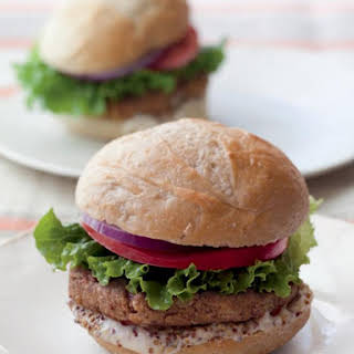 Really Simple Bean Burgers.