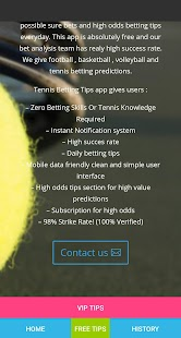 Tennis Betting Tips - náhled