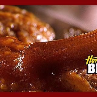 KFC Honey BBQ Dipping Sauce.