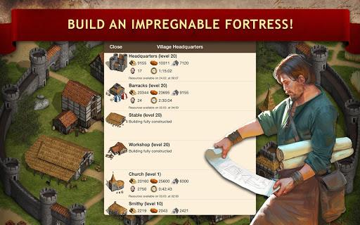 Tribal Wars screenshot 06