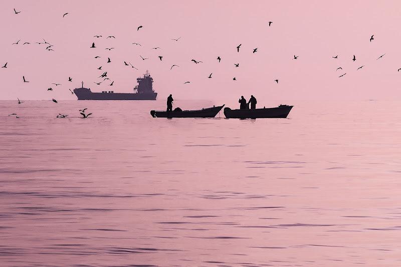 In mezzo al mar di Massimo De Cata