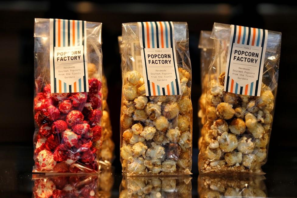 Hala Targowa Torverhallerne, Popcorn