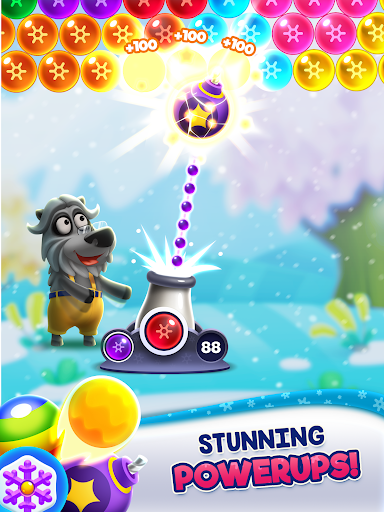 Frozen Pop - Frozen Games & Bubble Pop! 2 screenshots 15