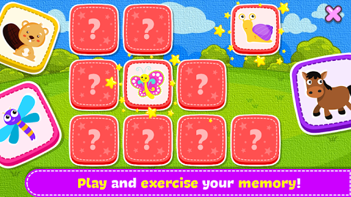Coloring & Learn Animals - Kids Games screenshots 21