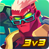 Boom Arena : Free Game MOBA Brawler Strike GO (Unreleased)