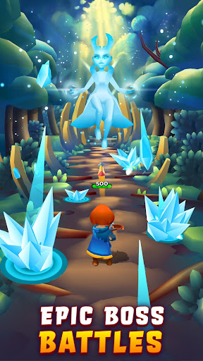 Télécharger Bow Land mod apk screenshots 3