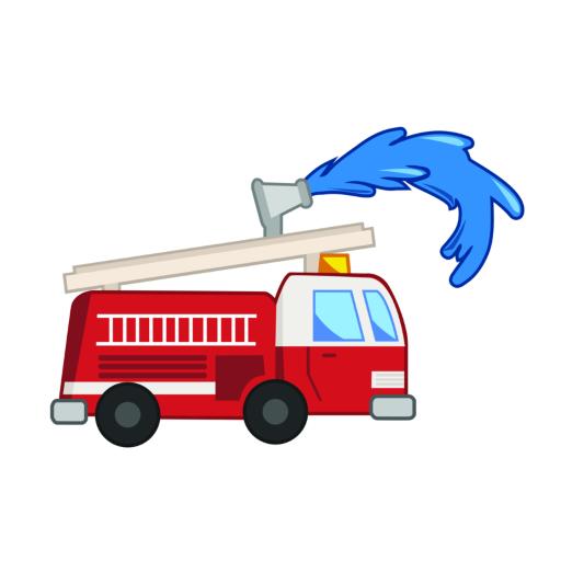 赛车游戏の消防車レーシング LOGO-記事Game