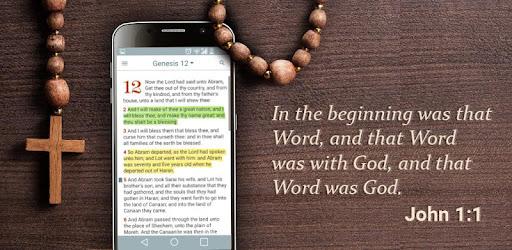 KJV Bible - Red Letters King James Version - Apps on Google Play