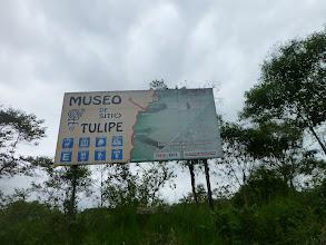 Photo: Approaching museum of Tulipe