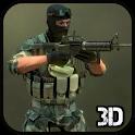 crime simulator city sniper 3d icon