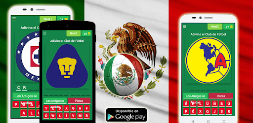 Futbol Mexicano Logo Quiz 2017 for PC