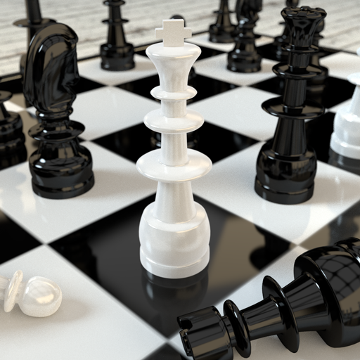 Chess 3D free (game)