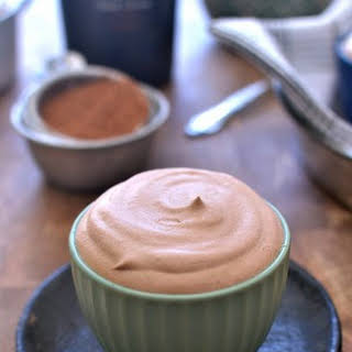 Bailey's Chocolate Mousse.