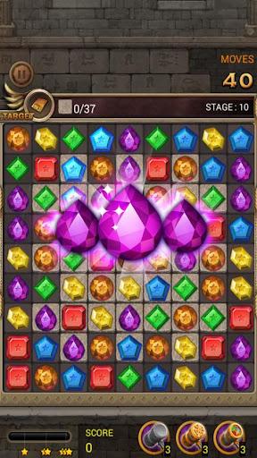 Quu00eate du temple aux gemmes  captures d'u00e9cran 1