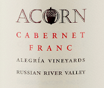 Acorn - Alegria Vineyards