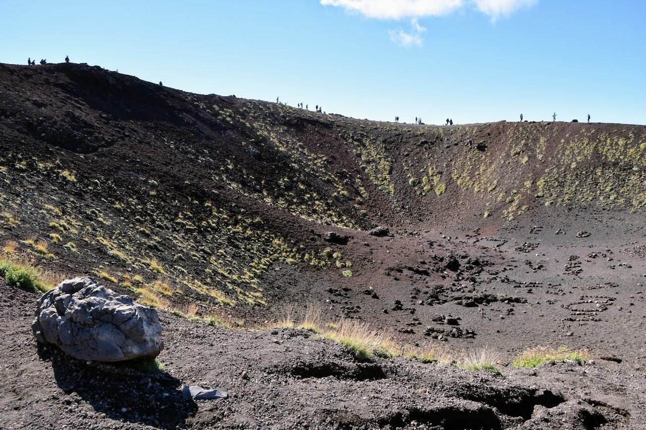 visitar el Etna por libre