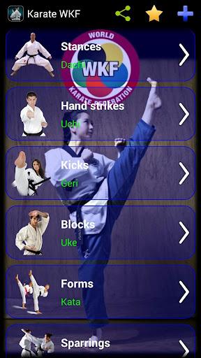 Karate WKF
