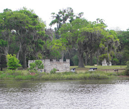 Photo: Fort Frederica National Monument