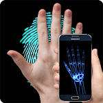 X-Ray Hand Scanner 3D Prank Icon