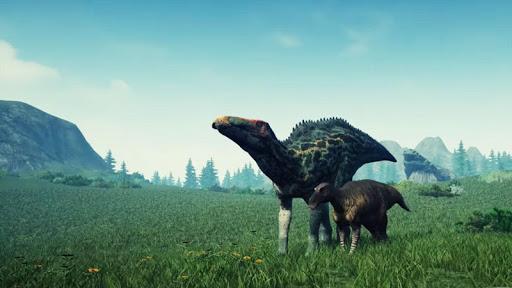 The Isle Dino Survival screenshot 1