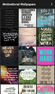 Motivational Quote Wallpapers- screenshot thumbnail