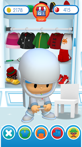 Talking Pocoyo 2 1.22 screenshots 3
