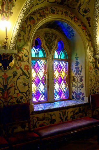 слюдяные окна славян