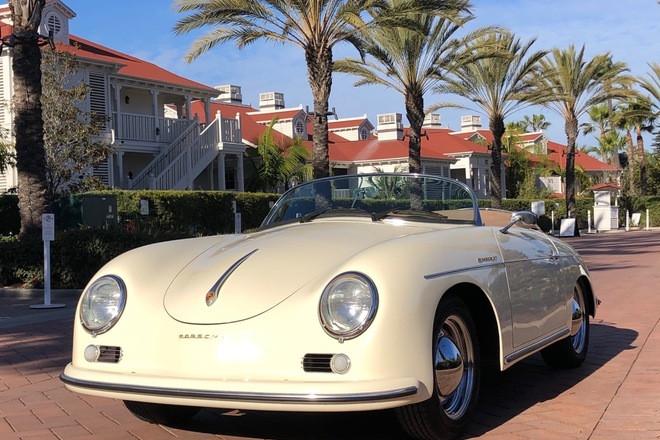 1956 Porsche 356 Speedster Hire CA