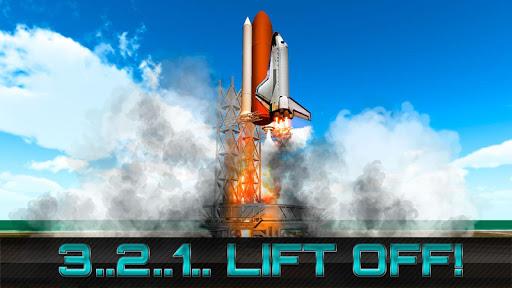 Space Shuttle Flight Simulator