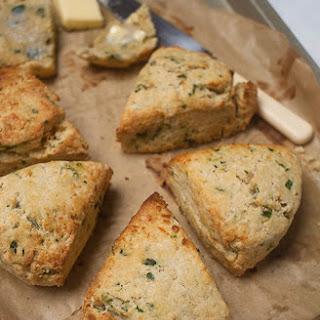 Cheese Garlic Scones Recipes
