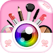 Face Makeup Camera - Beauty Makeover Photo Editor
