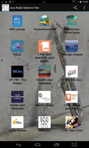 Jazz Radio Stations Free
