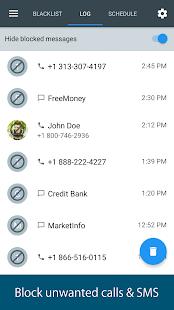 Calls Blacklist - Call Blocker Screenshot 1