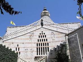 Photo: Iglesia de la Anunciación en Nazaret