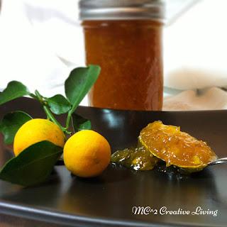 Calamondin Orange Marmalade
