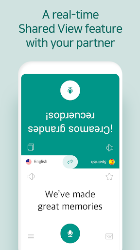 Talking Translator screenshot 1