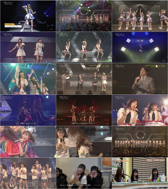 (TV-Music)(1080i+720p) SKE48 47都道府県全国ツアー2018新潟公演 Full Ver. 180428