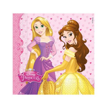 Servetter, prinsessa 20st