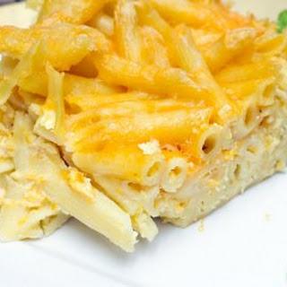 Trinidad Macaroni Pie.