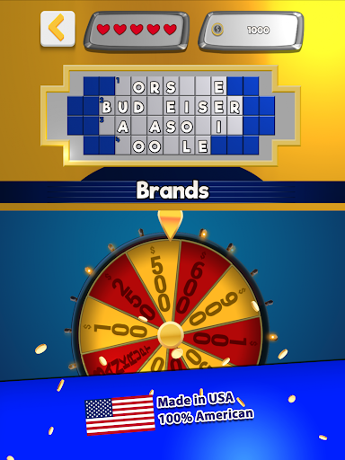 The Wheel of Fortune XD 3.9.4 screenshots 13