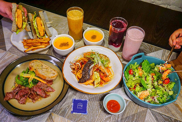In Stock 飲食客|台南周邊景點餐廳+真材實料自製料理