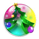 Xmas and New year 2020 3D live wallpaper icon
