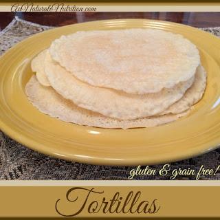 Super Easy Tortillas - Au Naturale!