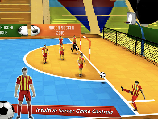 Indoor Soccer 2020  screenshots 8