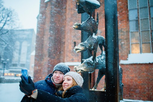 Huwelijksfotograaf Tatyana Titova (tanjat). Foto van 16.01.2016