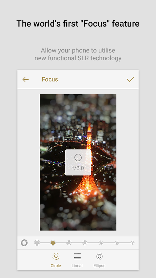 Fotor Photo Editor- screenshot