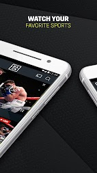 DAZN Live Fight Sports: Boxing, MMA & More APK screenshot thumbnail 2