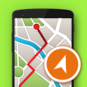 GPS Navigation Free Advice icon