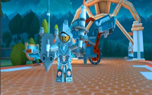 tips of LEGO NEXO KNIGHTS - náhled